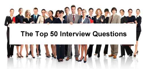 50 Interview Questions and Answers - Catherine's Career ...