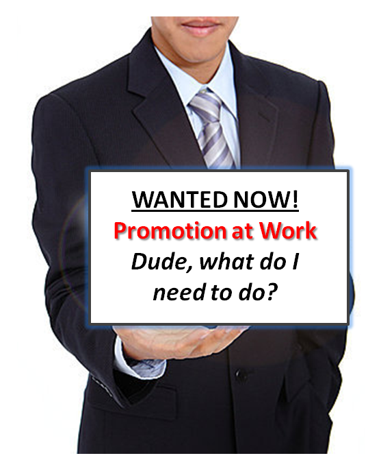 promotion in work